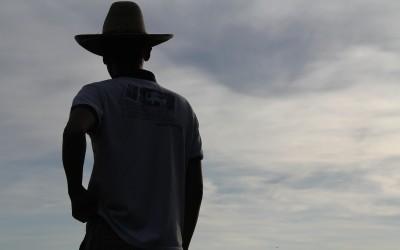 Chris, a Cowboy?