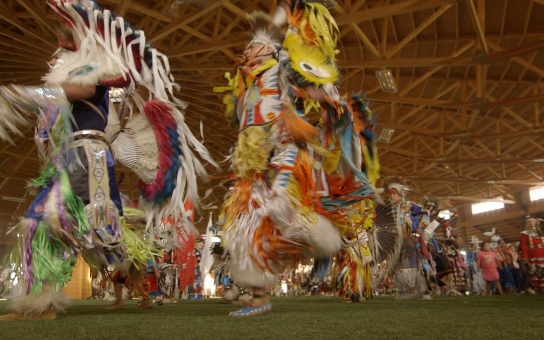 Piikani Pow-wow Grant Entry