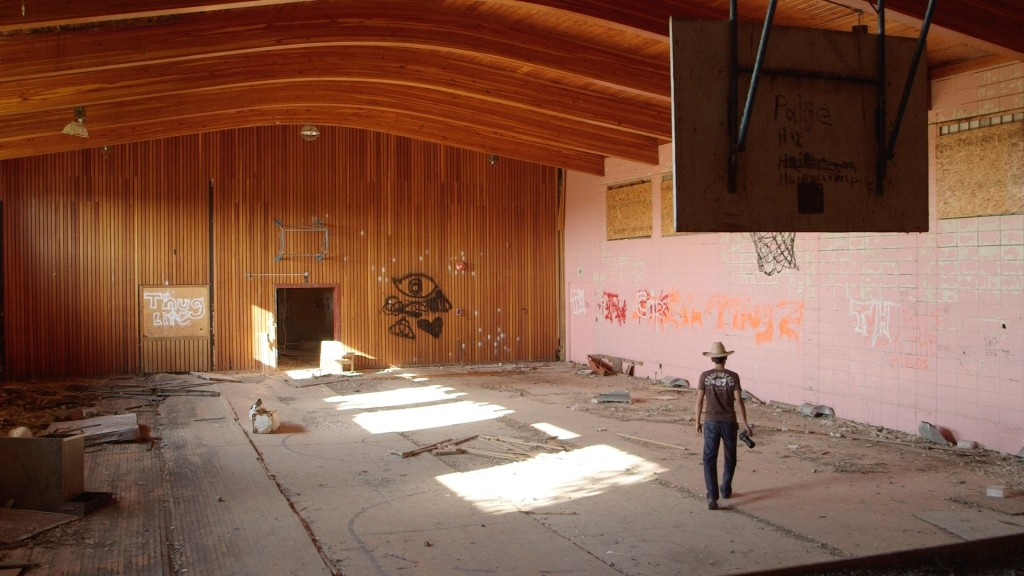 St. Paul's Residential School Gymnasium