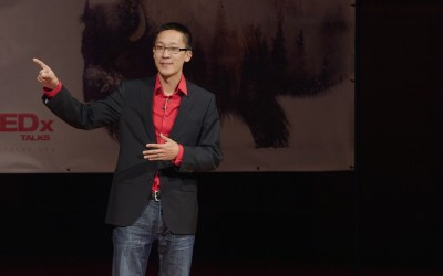 REDx Talks – What is the role of an Elder? – Chris Hsiung