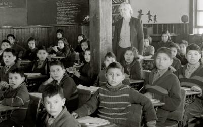 Social Studies: Grade 10. Residential Schools